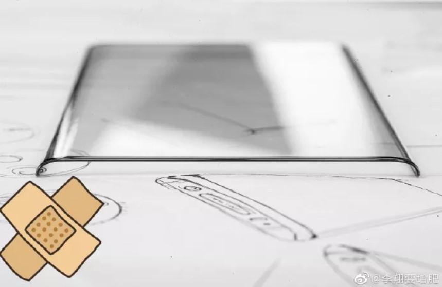 В сети появились эскизы смартфона Vivo NEX 3
