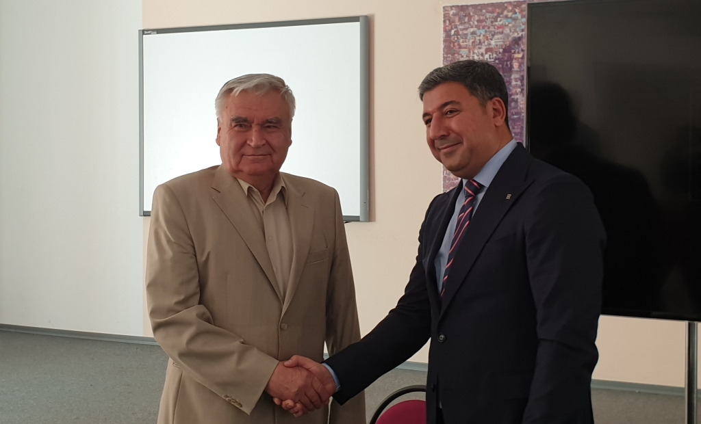 Vega начала сотрудничать с Одесской национальной академией связи
