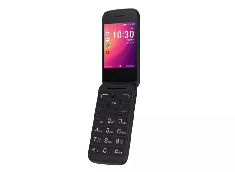 TCL представила на американском рынке раскладной телефон под брендом Alcatel на KaiOS