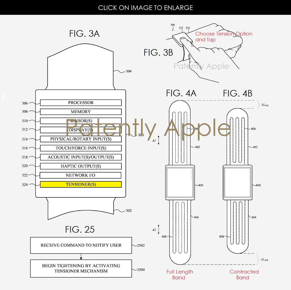 Apple стремится избежать необходимости включать весь дисплей