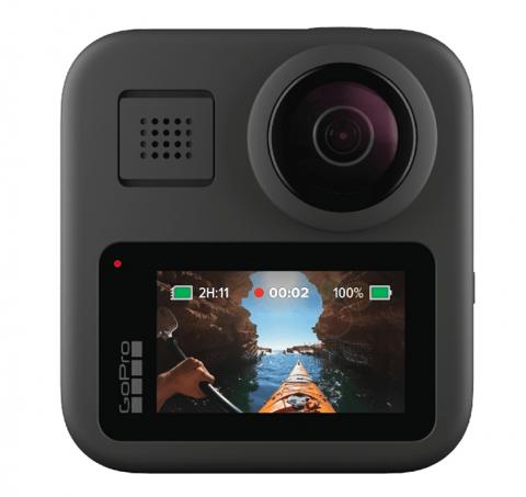 GoPro Max сможет снимать на 360 градусов