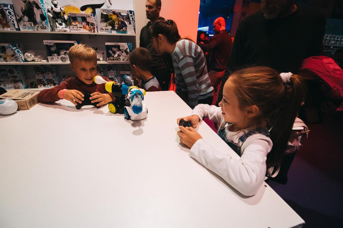 Для детей создали игровой рай!