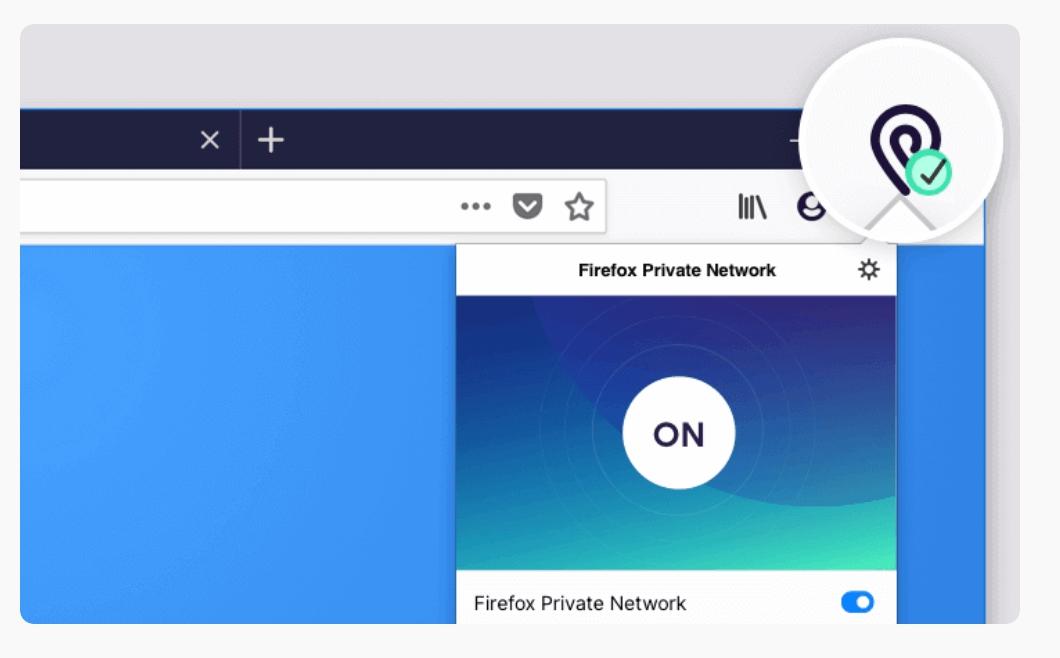 Mozilla запустила тестирование VPN в браузере Firefox