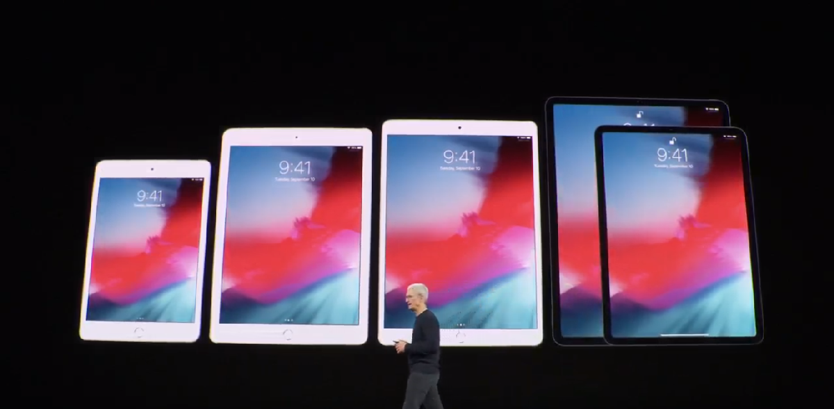 iPadOS тоже получил изменения