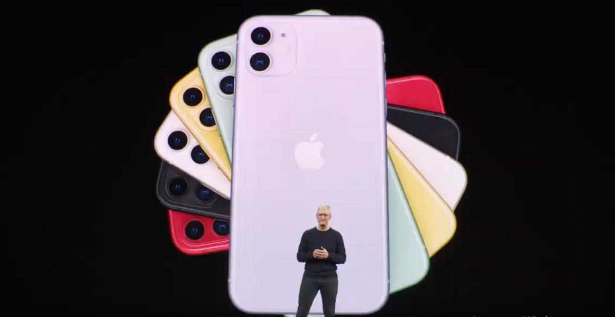 Новые iPhone очень близки по дизайну к прошлогодним