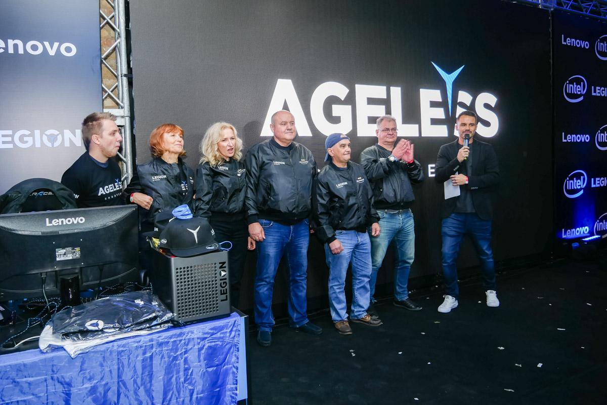 Украинская команда «Ageless Shooters»