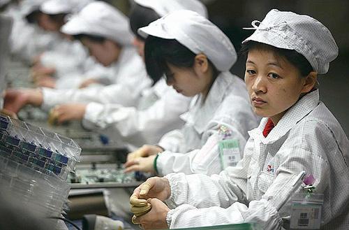 Apple признала нарушение трудового законодательства Китая при производстве iPhone на заводах Foxconn