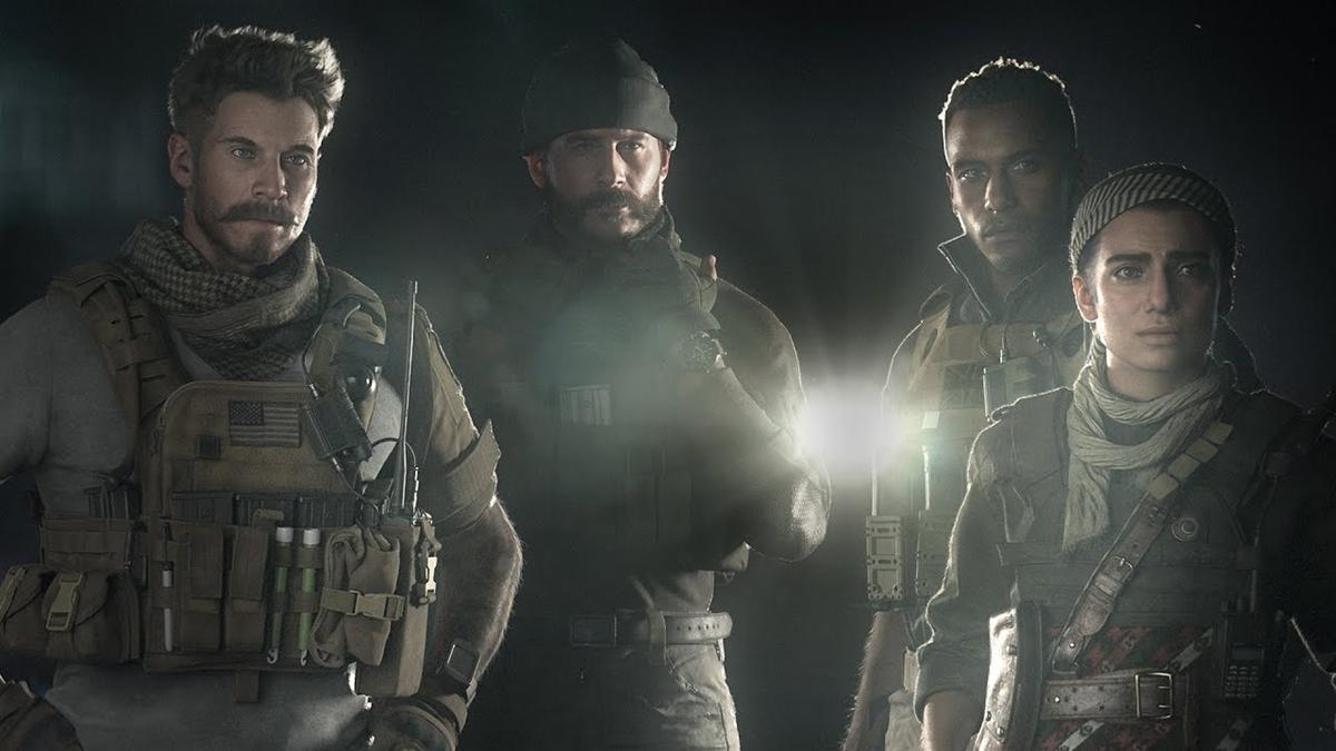 Что говорят критики об игре Call of Duty: Modern Warfare