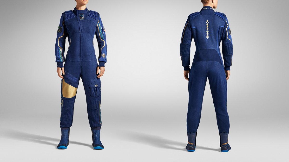 Основной космический костюм