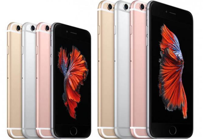 Apple запустила программу бесплатного ремонта iPhone 6s