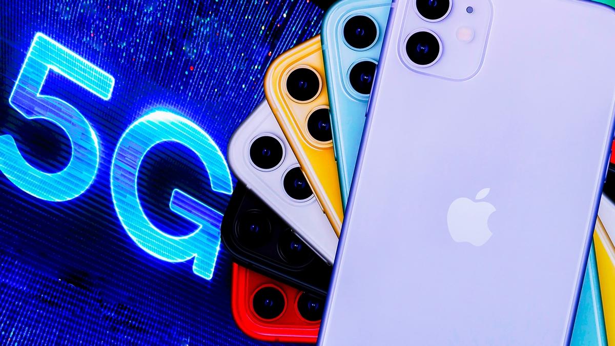 iPhone 12 догонит флагманы на Android по скорости связи