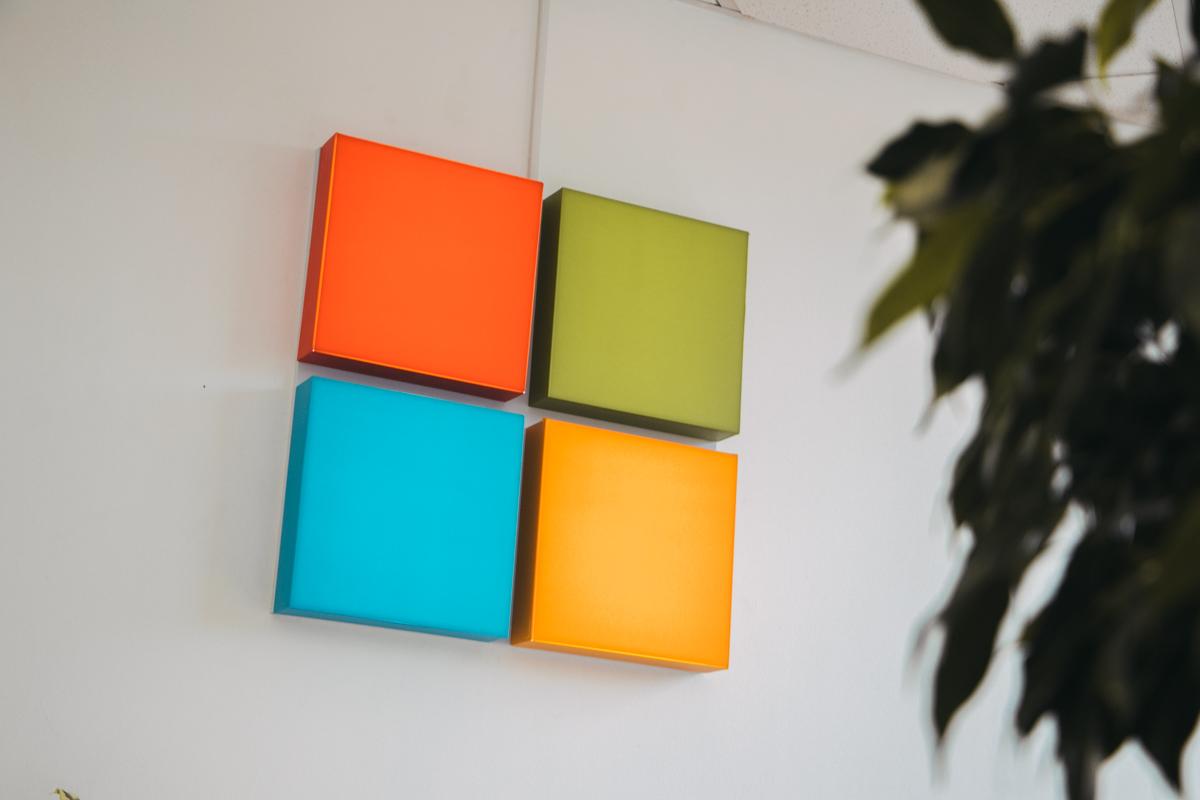 Добро пожаловать в офис Microsoft Україна