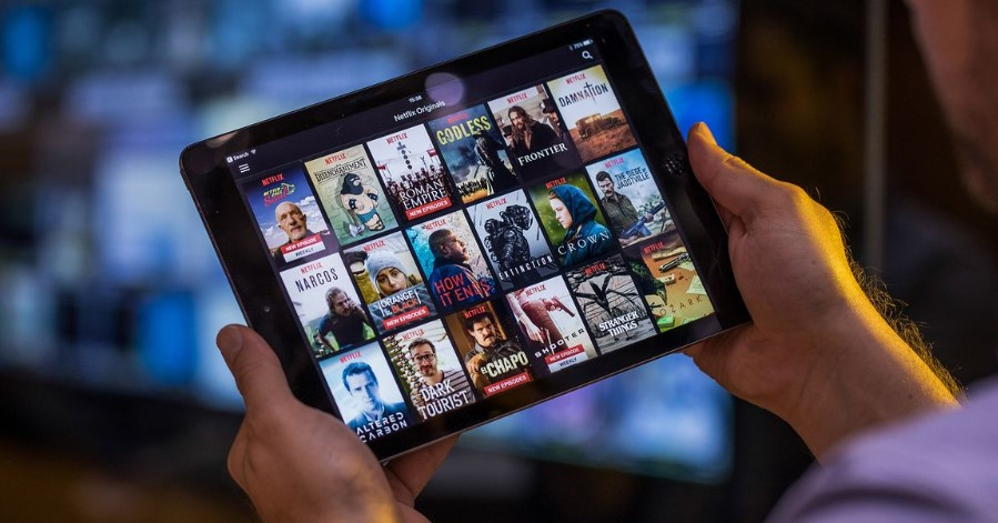 Акции Netflix выросли после презентации онлайн-кинотеатра HBO Max