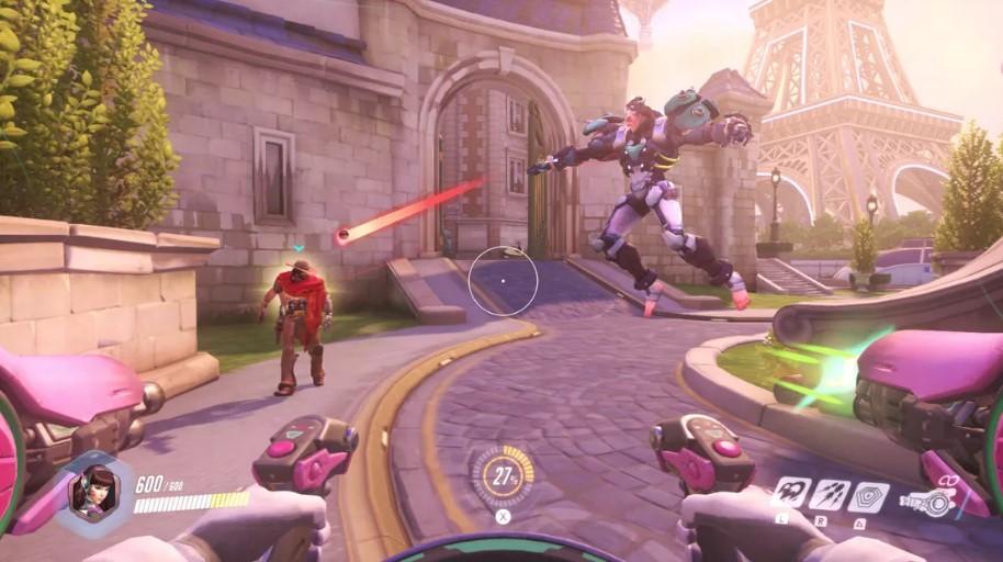Blizzard хотела портировать Overwatch еще в день выхода консоли Nintendo Switch