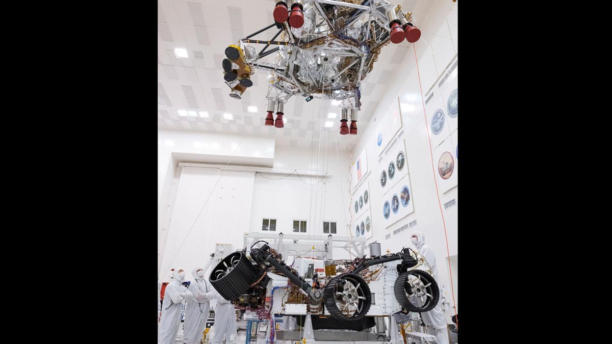 Новый ровер от NASA
