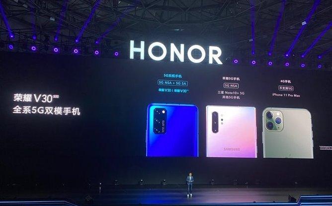 Оба смартфона поддерживают стандарт 5G