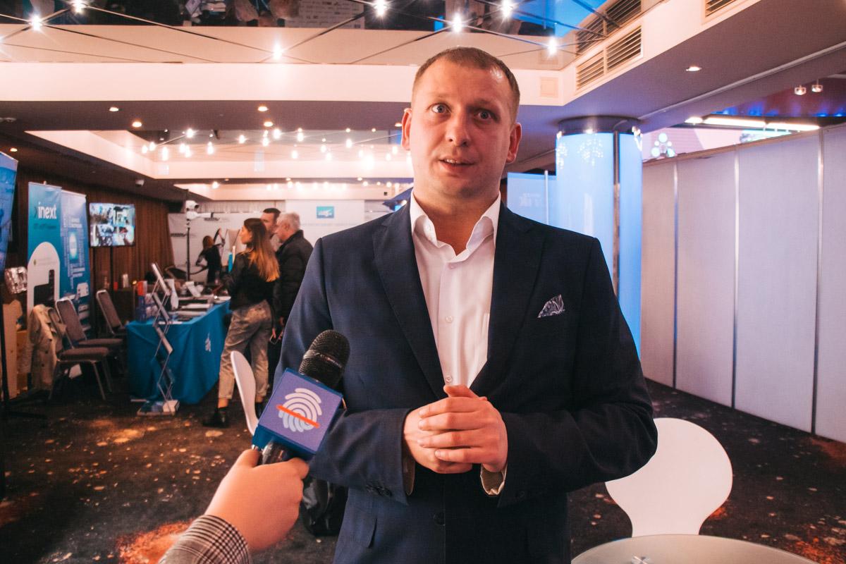Анатолій Фроленков, організатор TIM 2019