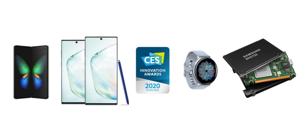 Samsung одержала победу сразу в 46 категориях