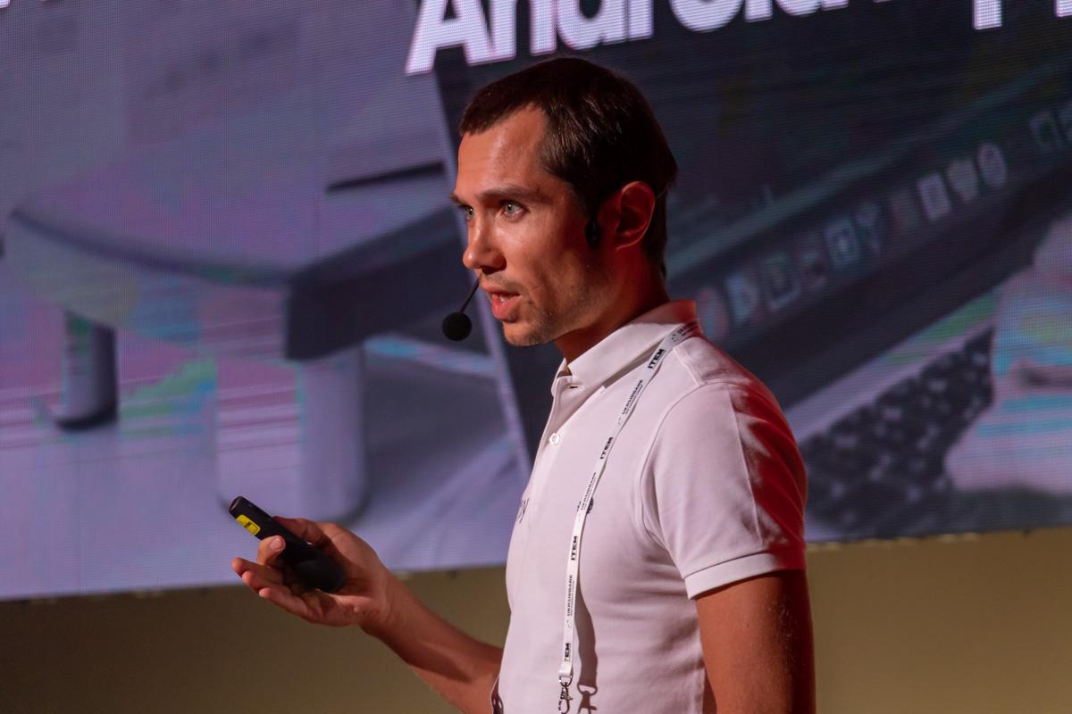 Основатель и директор платежного сервиса EasyPay Алексей Авраменко