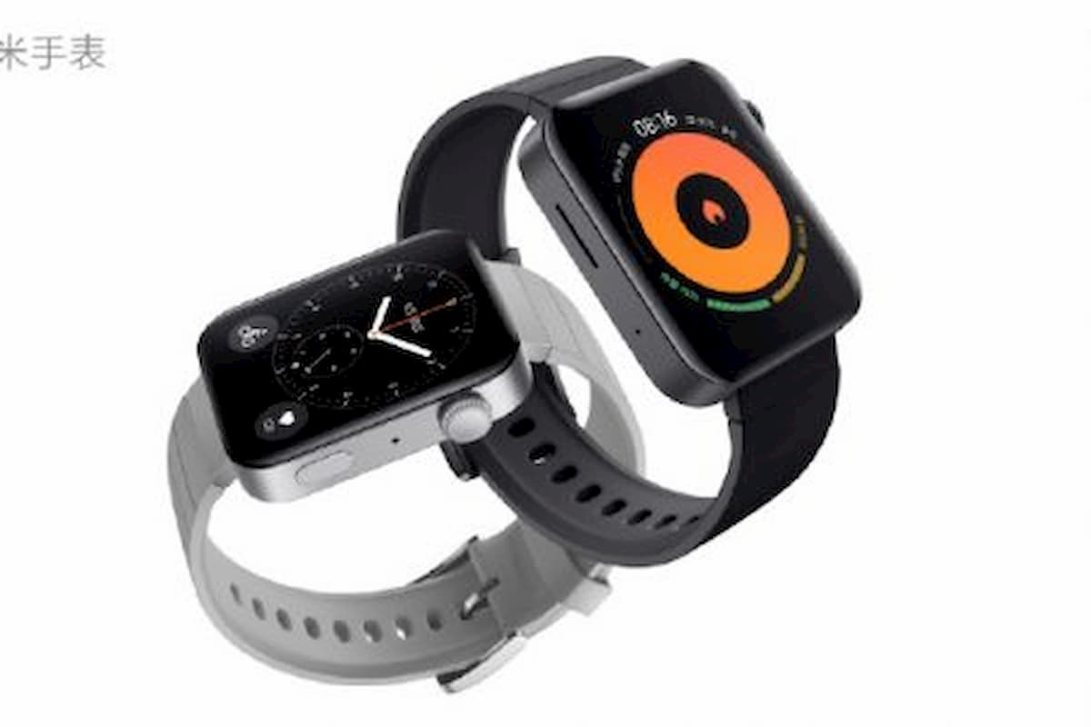 Xiaomi обновит Mi Watch из-за ошибок