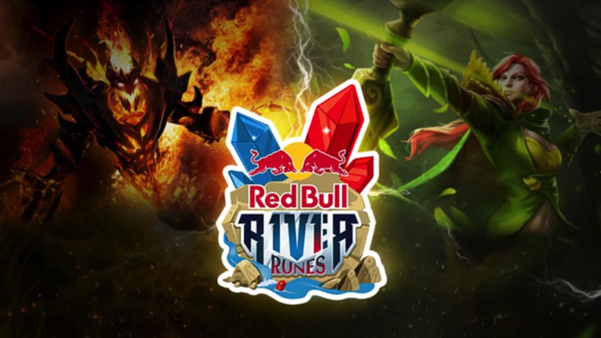 Red Bull R1v1r Runes