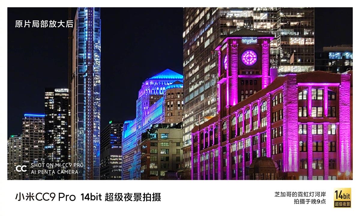 Тест камеры Xiaomi Mi CC9 Pro