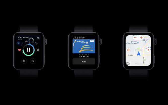 Xiaomi представила свои первые умные часы