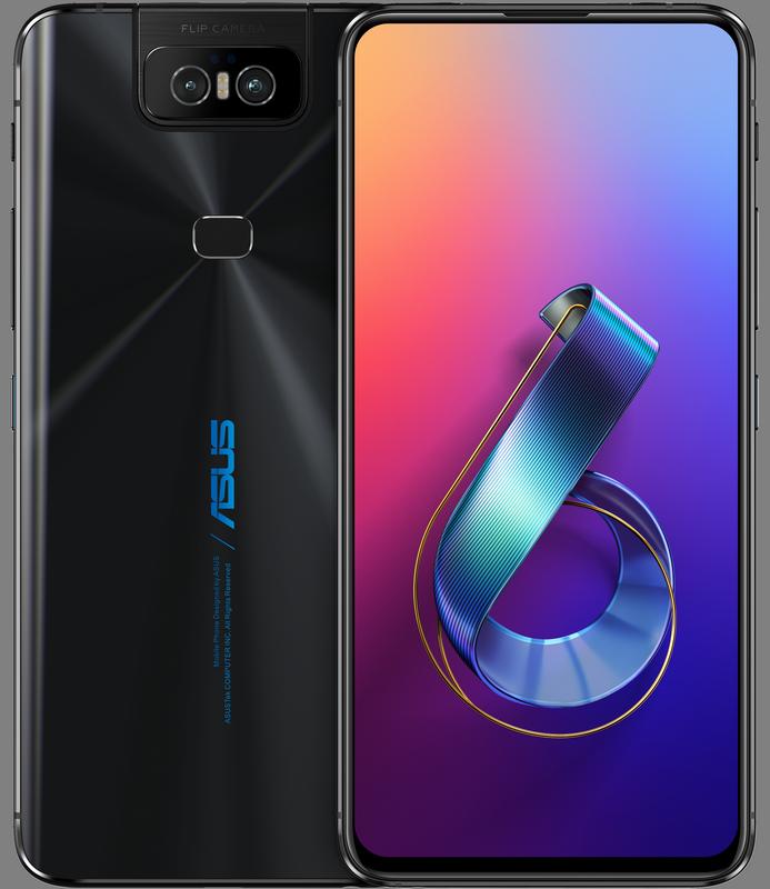 Смартфон ZenFone 6 наделен новейшим восьмиядерным процессором Qualcomm Snapdragon 855 с тактовой частотой 2,8 ГГц