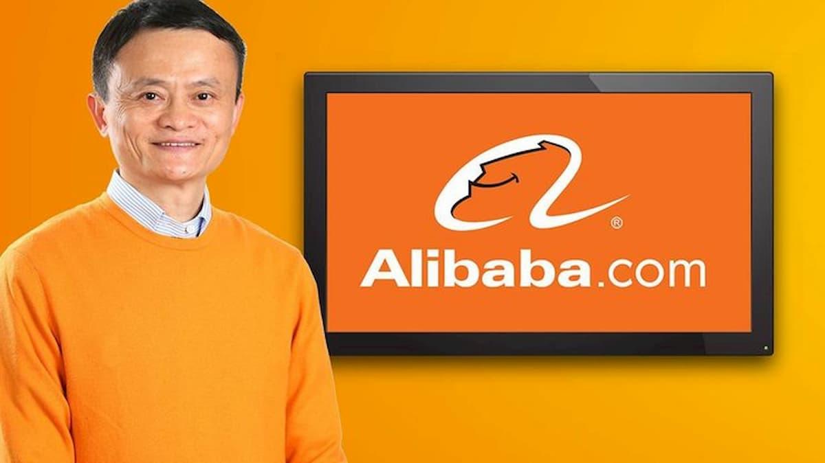 Alibaba и основатель компании Джек Ма