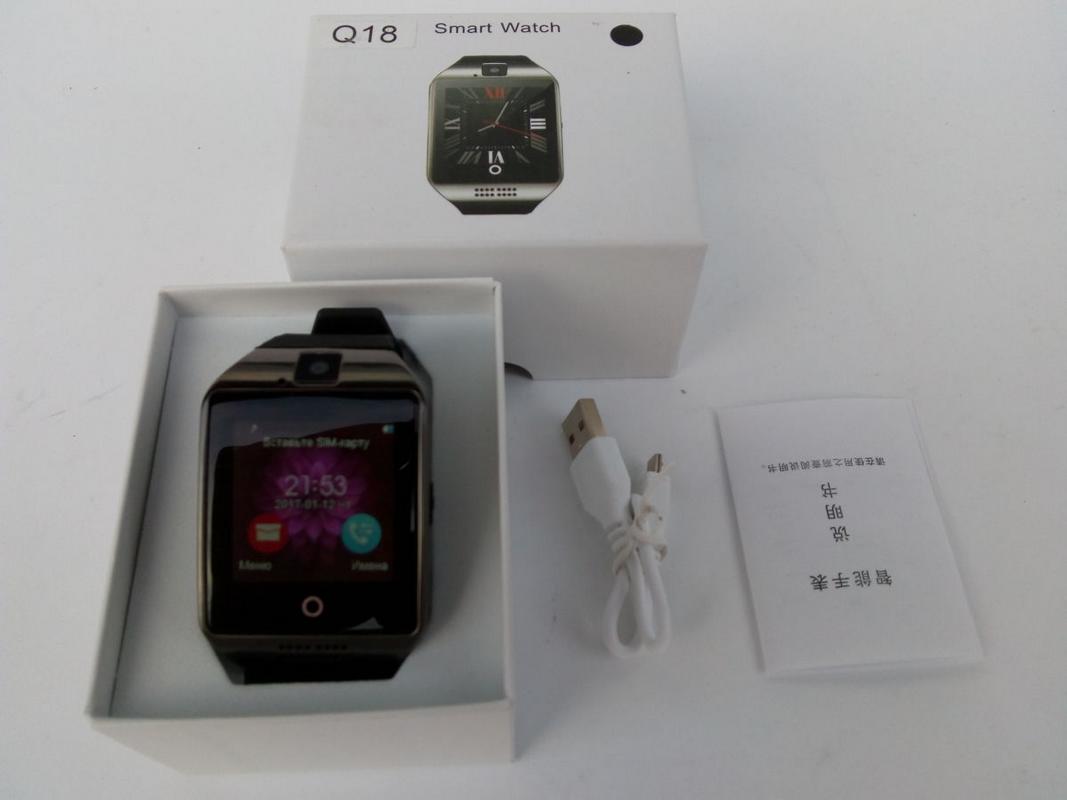 Smart Q18 black