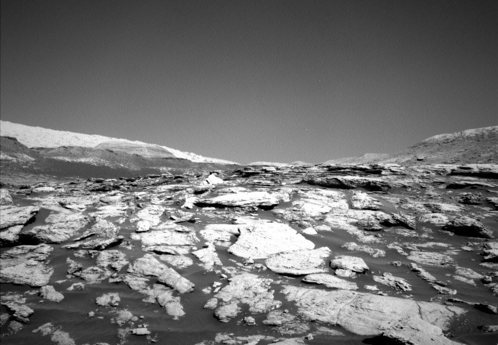 Изменения климата обнаружил Curiosity