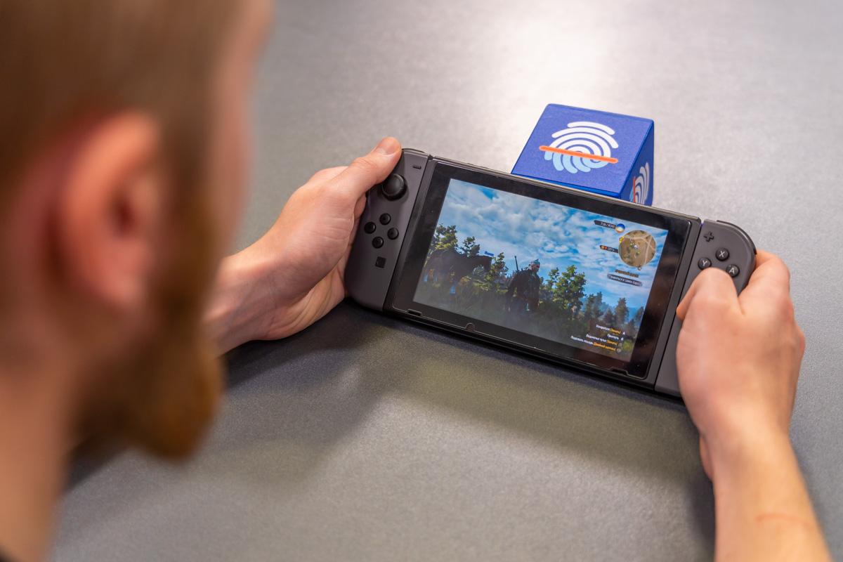 Информатор Tech уже опробовал, как игра ведет себя на портативной консоли