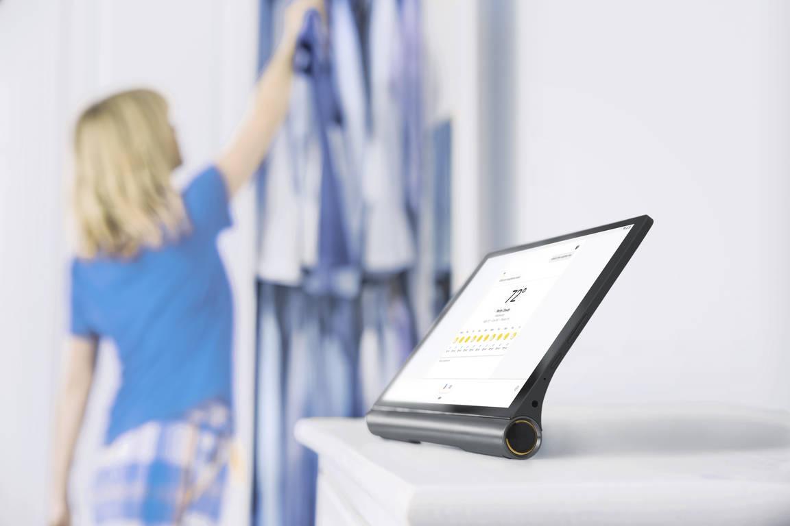 YOGA Smart Tab оснащен 8-ядерным процессором Qualcomm Snapdragon 439 с тактовой частотой 2 ГГц
