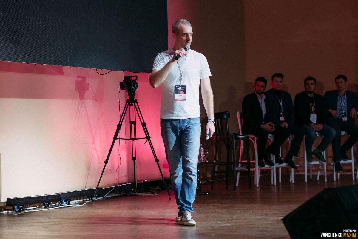 Руководитель направления FrontEnd компании WizardsDev Александр Литвинов