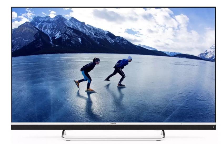 Компания Flipkart представила Nokia Smart TV