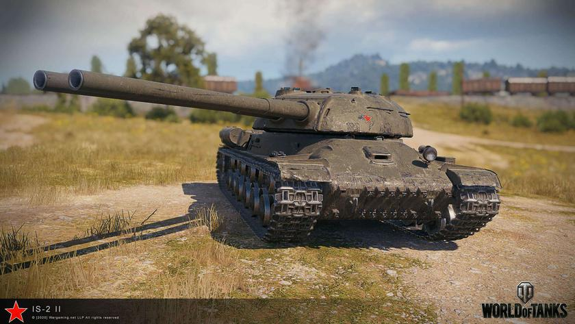 ИС-2-II