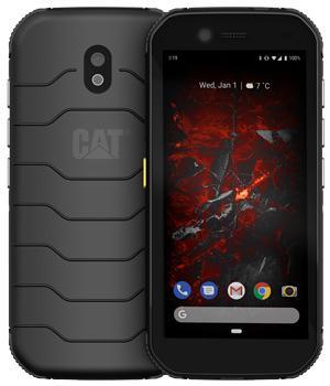Cat представила на выставке CES2020 надежный смартфон Cat S32