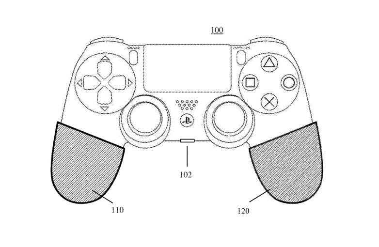 Компания Sony запатентовала технологию продвинутой системы отдачи для контроллераDualshock