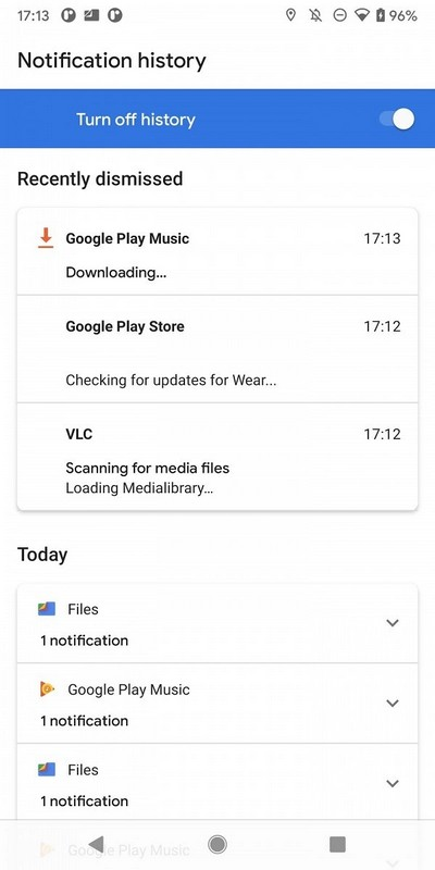 Google выпустила новую версию Android 11 Developer Preview