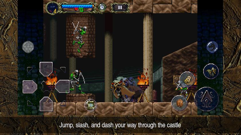 Легендарная Castlevania: Symphony of the Night вышла на Android и iOS