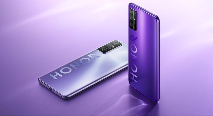 Младшая модельHonor 30 получила 6.53-дюймовый OLED-дисплей
