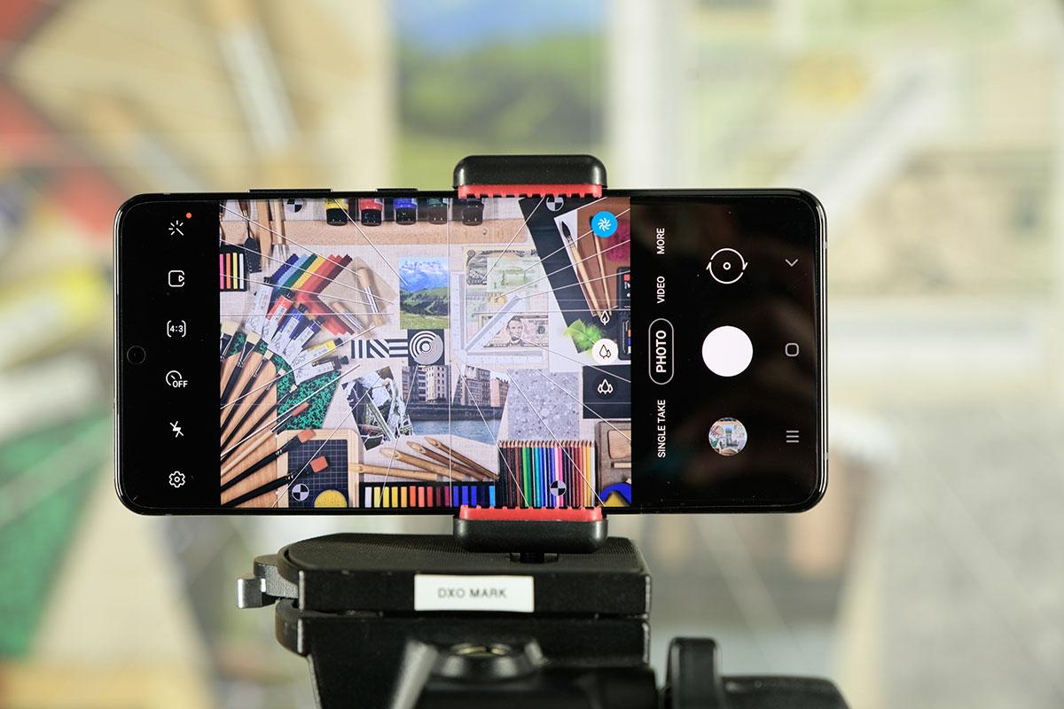 Эксперты DxOMark протестировали камеру Samsung Galaxy S20 Ultra