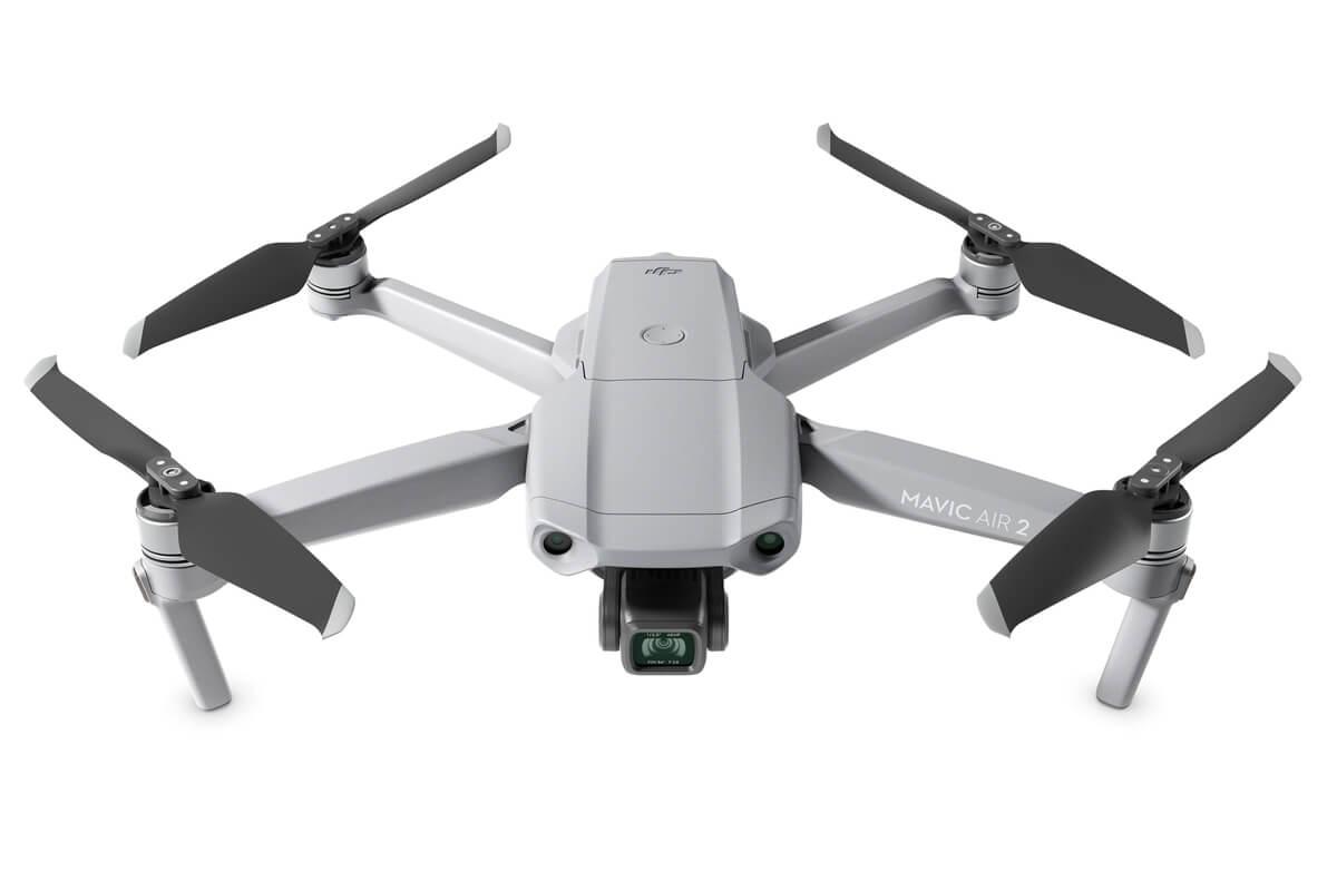 DJI представила компактный дрон Mavic Air 2
