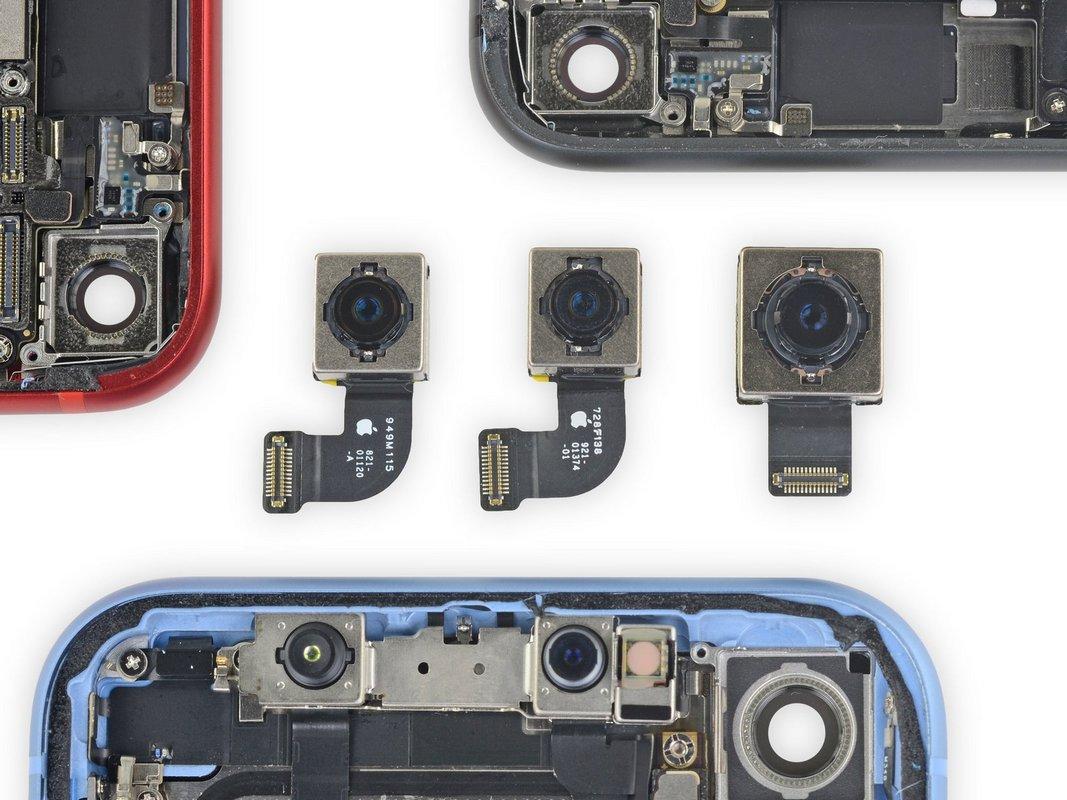 Смартфоны очень похожи