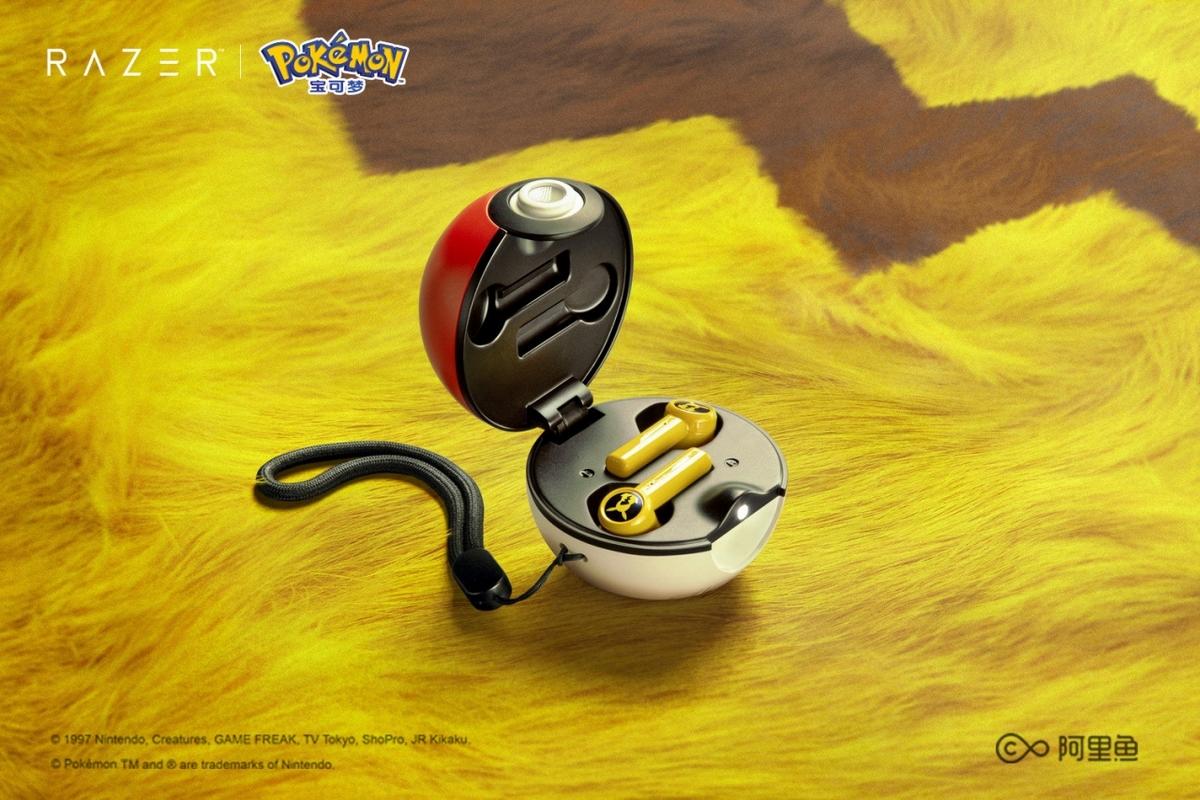 Razer представила беспроводные наушники для фанатов Pokemon