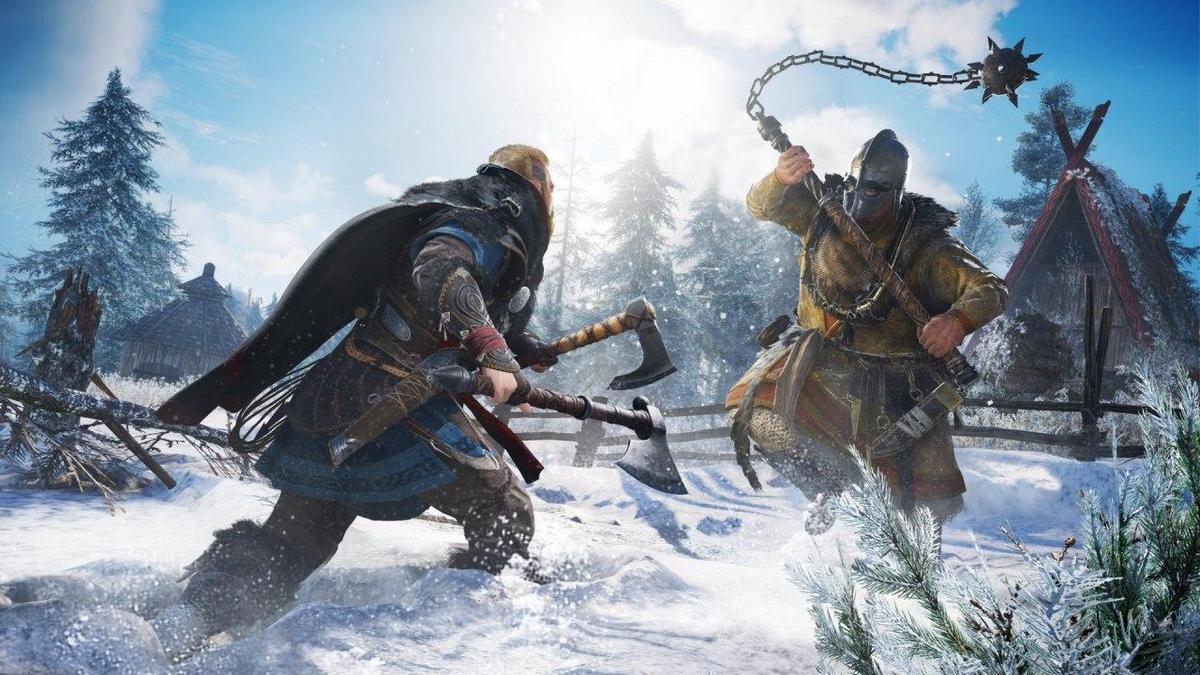 В Assassin's Creed Valhalla вернется смертельный скрытый клинок и социальный стелс