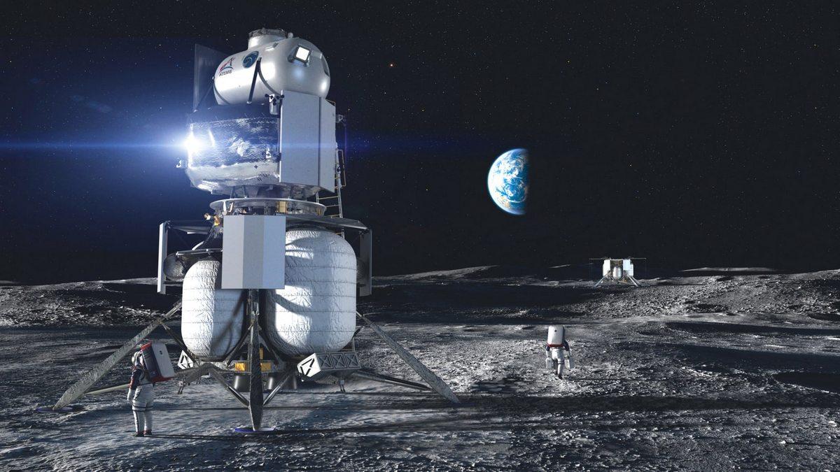 Концепт команды Blue Origin
