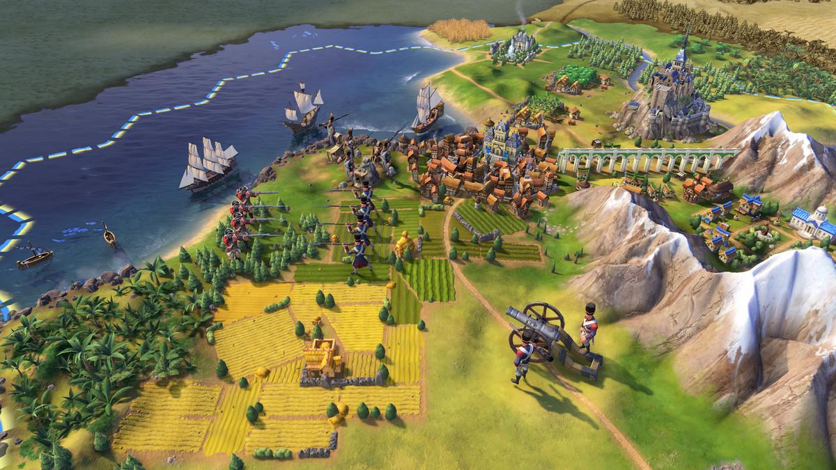 В Epic Games Store бесплатно раздают Sid Meier's Civilization VI