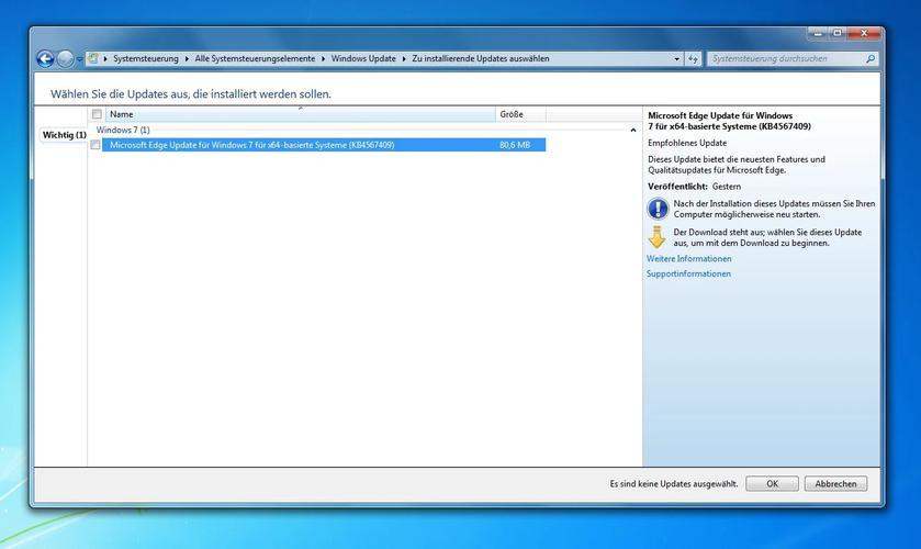 Microsoft неожиданно для всех выпустила обновление для Windows 7