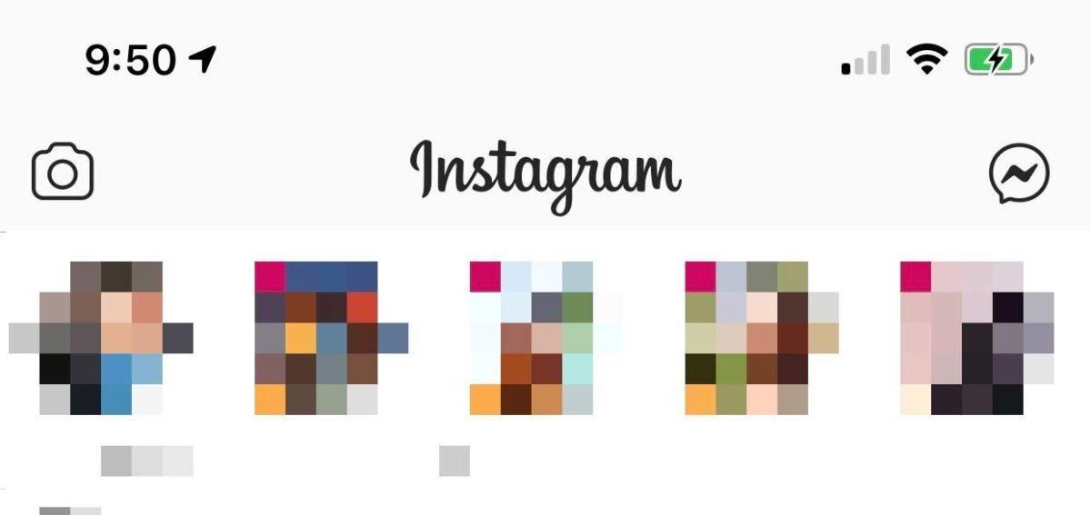 Обычный значок личных сообщений (DM) в правом верхнем углу Instagram заменится логотипом Facebook Messenger